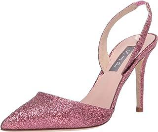 SJP by Sarah Jessica Parker 女士 Bliss 90 尖头单鞋后跟单鞋