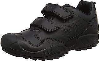 Geox 男孩 J New Savage E 低帮运动鞋
