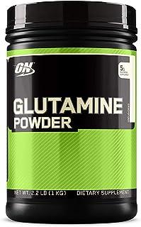 Optimum Nutrition 左旋谷氨酰胺肌肉恢复粉,300 克 粉末 1000g 2.2
