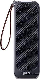 LG 空气净化器 黑色 Small Lightweight