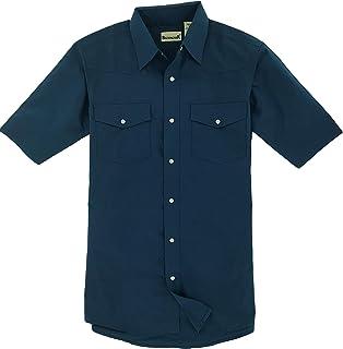 Backpacker 男式短袖西式衬衫