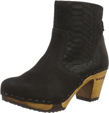 Woody 女式 tanja 及踝靴