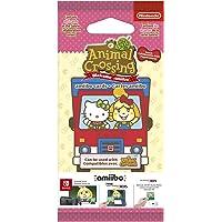 Nintendo 任天堂 动物之森 : New Leaf - 欢迎包 Sanrio - 一盒6件