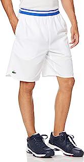 Lacoste 网球短裤 [官方] [Norback Jocobich] 条纹腰部短裤 男士
