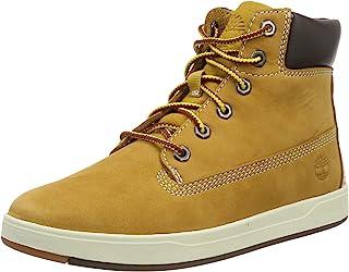 Timberland 男女通用儿童 Davis Square 经典靴子