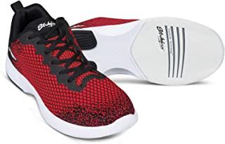 KR Strikeforce 飞行员男式保龄球鞋 红色
