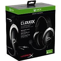 HyperX HX-HSCX-SR/EM CloudX Pro 游戏耳机,适用于 Xbox One/PC,黑色