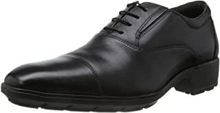 TEXCY LUXE 商务皮鞋 真皮 运动商务款 TU-7758 黑 26.0 cm