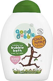 Good Bubble Stick Man 甜美无花果和老人泡泡浴