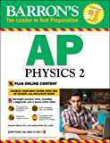 AP Physics 2 with Online Tests (Barron's Test Prep) (English…