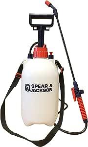 Spear&Jackson泵压力喷雾器,5升