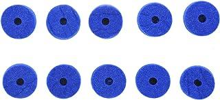 AHEAD 蓝羊毛 CYMBAL FELTS 10 包 3.81 cm X 12.7 cm