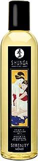 Shunga 情色按摩油 Serenity(*)含Monoi,1件装(1 x 0.25升)