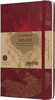 Moleskine 笔记本 限定版 2018-2019年版 7月开始 每周 硬质 哈利波特 ラージ