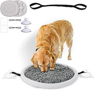 Jweish 狗狗鼻烟垫 喂食垫 互动狗狗玩具气味训练宠物觅食技能垫狗狗拼图玩具 狗狗压力缓解垫