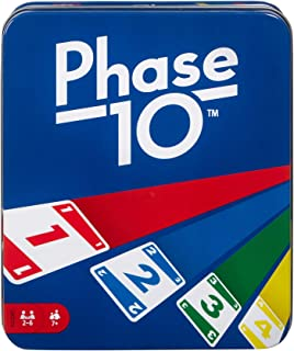 Mattel Games: The Official Phase 10 Tin [亚马逊*]