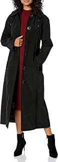 London Fog 女士长款单排扣风衣