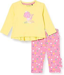 Blue Seven Baby_Girl's 短裤套装