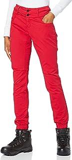 MILLET 女士红色壁弹力裤 W 裤子