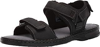 Clarks 男士 Malone Shore 凉鞋