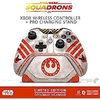 Controller Gear Star Wars: Squadrons, Xbox 无线控制器 + Pro 充电支架套…