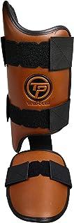 Tru Pro 棒球和垒球护腿 - 真皮 - 均码 - 棒球和垒球防护服