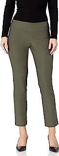 NIC+ZOE 女式娇小Wonderstretch 长裤