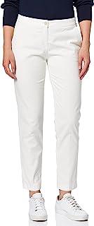 BRAX 女士风格马龙休闲裤,半白色,36