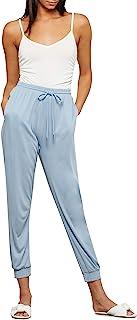 BCBGMAXAZRIA 女式针织慢跑裤