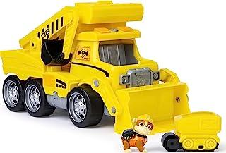 Paw Patrol 狗狗巡逻队 终极救援施工卡车,配有灯光,声音和迷你车辆,适合 3 岁及以上儿童