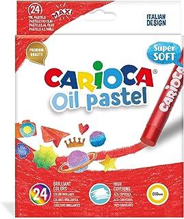 Carioca Oil Pastels, 多种颜色 (43278)