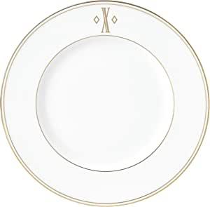 Lenox 联邦金块交织字母餐具 字母 X 870069