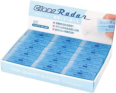 Seed 橡皮擦 Clear Radar 150 透明