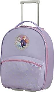SAMSONITE Disney Ultimate 2.0 - Upright 49/17 2 KG 儿童行李箱,49 厘米,24 升,多种颜色 Purple (Frozen Ii) X-Small Purple (Frozen Ii)