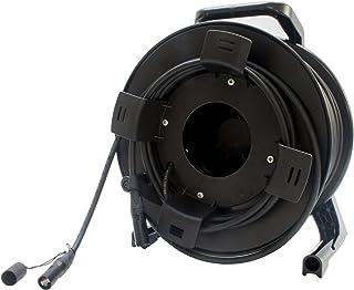 Neutrik CAT6a 1303E on Schill Reel 100 米猫蛇 Ethercon 电缆
