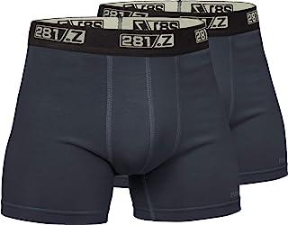 281Z *内衣棉 4 英寸平角内裤 - 战术徒步户外 - 惩罚者战斗系列