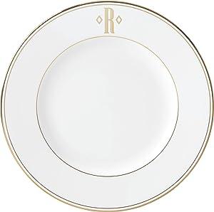 Lenox 联邦金块交织字母餐具 字母 R 872361