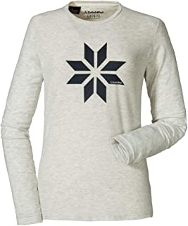 Schöffel Bordeaux2 女式长袖 T 恤,女式,12503
