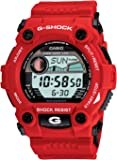 G-Shock G-Rescue 系列红色表盘男式手表 G-7900A