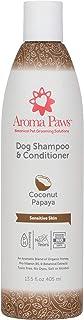 Aroma Paws 狗狗洗发露 – 洁面、调理、保湿 – *、*成分 – 芳香*小狗洗发水 – 无泪清洁剂,椰子木瓜