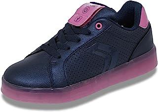 GEOX 女孩 J kommodor Girl A 运动鞋