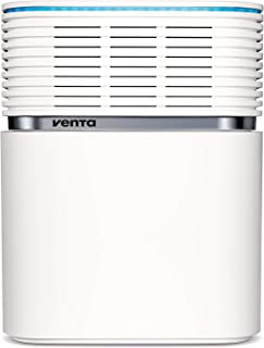 Venta 康特文塔 空气净化器 Aerostyle LW73 WiFi,加湿和空气清洁(高达10 微米 颗粒),适用于房间,可达 70 平方米,信号白色,包括 WiFi / WLAN 模块