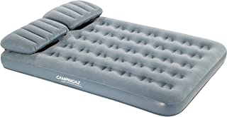 Campingaz Airbed Smart Quickbed, Camping Mat, Flocked Air Bed, Inflatable Air Mattress with Pillows, Double Blow Up Bed fo...
