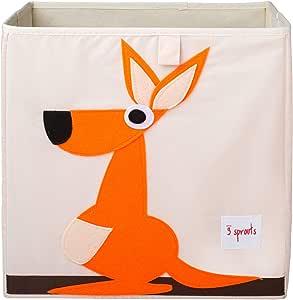 3Sprouts 收纳盒 Kangaroo 13\\ X 13\\ X 13\\
