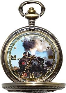 Train Pocket Watch P-303