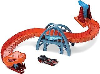 Hot Wheels GJK88 狙击桥攻击玩具套装