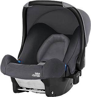 Britax Römer 宝得适 婴儿*座椅 年龄组 0+(出生-13公斤),2019 系列 风暴灰色