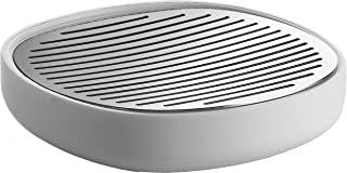 Alessi Aleesi PL04 W Birillo 肥皂盘,白色