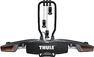 Thule 拓乐 934100 EasyFold XT 自行车支架,可放置3辆自行车,13针