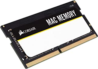 CORSAIR 海盗船 CMSA32GX4M2A2666C18 Apple Mac DDR4 2666MHz 32GB 2x16GB Apple 认证SO-DIMM Kit